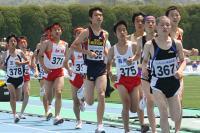 中学男子3000mB