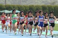中学女子3000mA