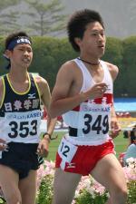 中学男子3000mA