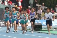 小学男子クラブ1000mB