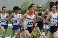 男子5000mK