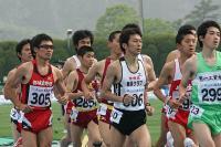 男子5000mJ