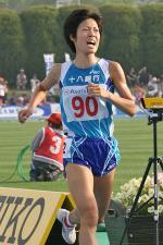 女子5000mC