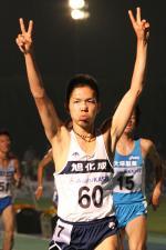 男子5000mB