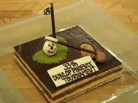 DPT記念オリジナルケーキ