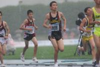 中学男子 3000mC
