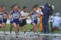 小学男子 1000mB
