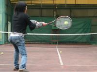 テニスマシン