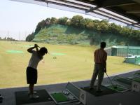 ゴルフ(打ちっぱなし)