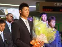 斉藤選手会長
