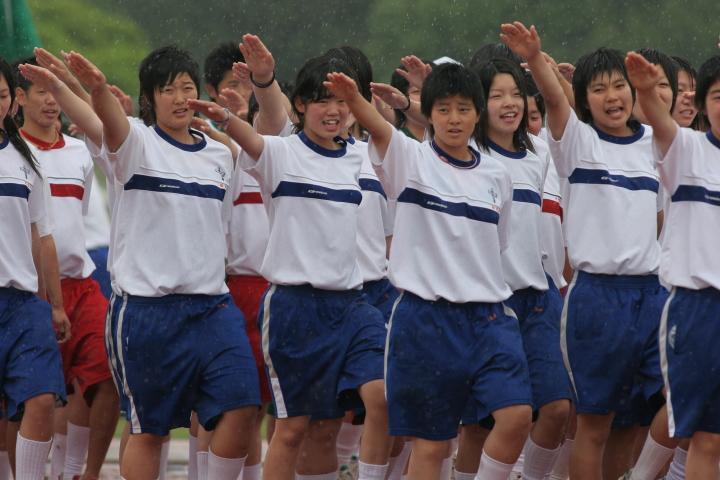 パワスポ: 県高校総体~開会式
