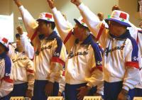 宮崎県選手団結団壮行式
