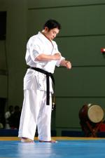 木山 仁 第8回全世界チャンピオンによる模範演舞