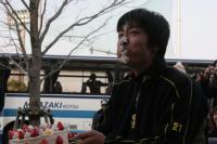 和田投手バースデー