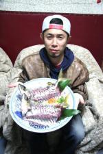 松田と料理