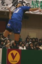 真鍋智彦選手(旭化成)