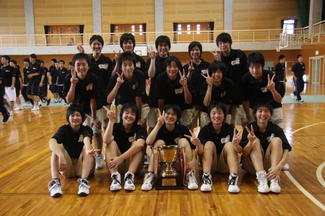 パワスポ: 平成20年度宮崎県高等学校選抜大会バスケットボール競技大会 ...