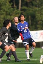 横浜vs学生選抜01