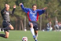 横浜F・マリノスvs九州学生選抜戦02